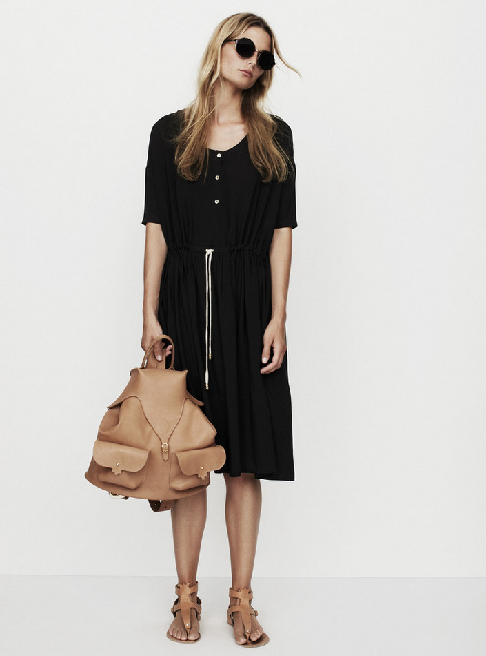 black dress style