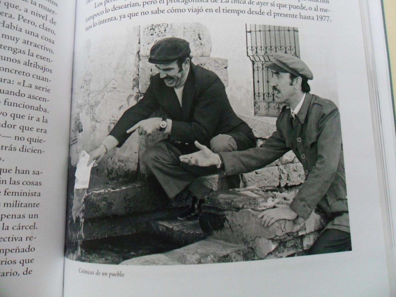 Libro España en serie, Crónicas de un pueblo, TVE
