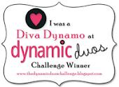 Dynamic Duos Diva Dynamo award