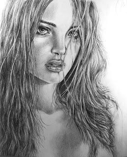 dibujos de mujeres
