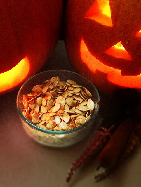 Spicy Hot Pumpkin Seeds Recipe