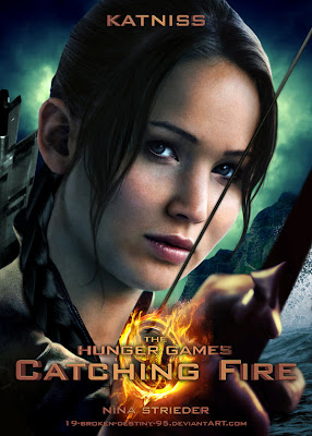 Wallpaper Hunger Games Cathcing Fire