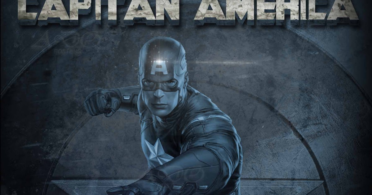 capitan america 2 the movie posters