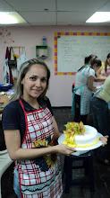 Mi primera torta