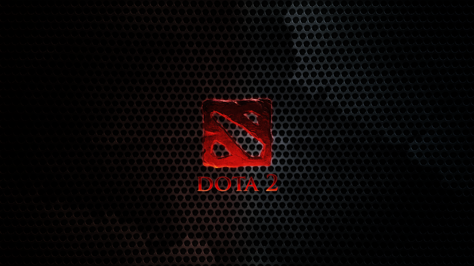 Dota 2 Wallpape... Dota 2 Logo Wallpaper Hd