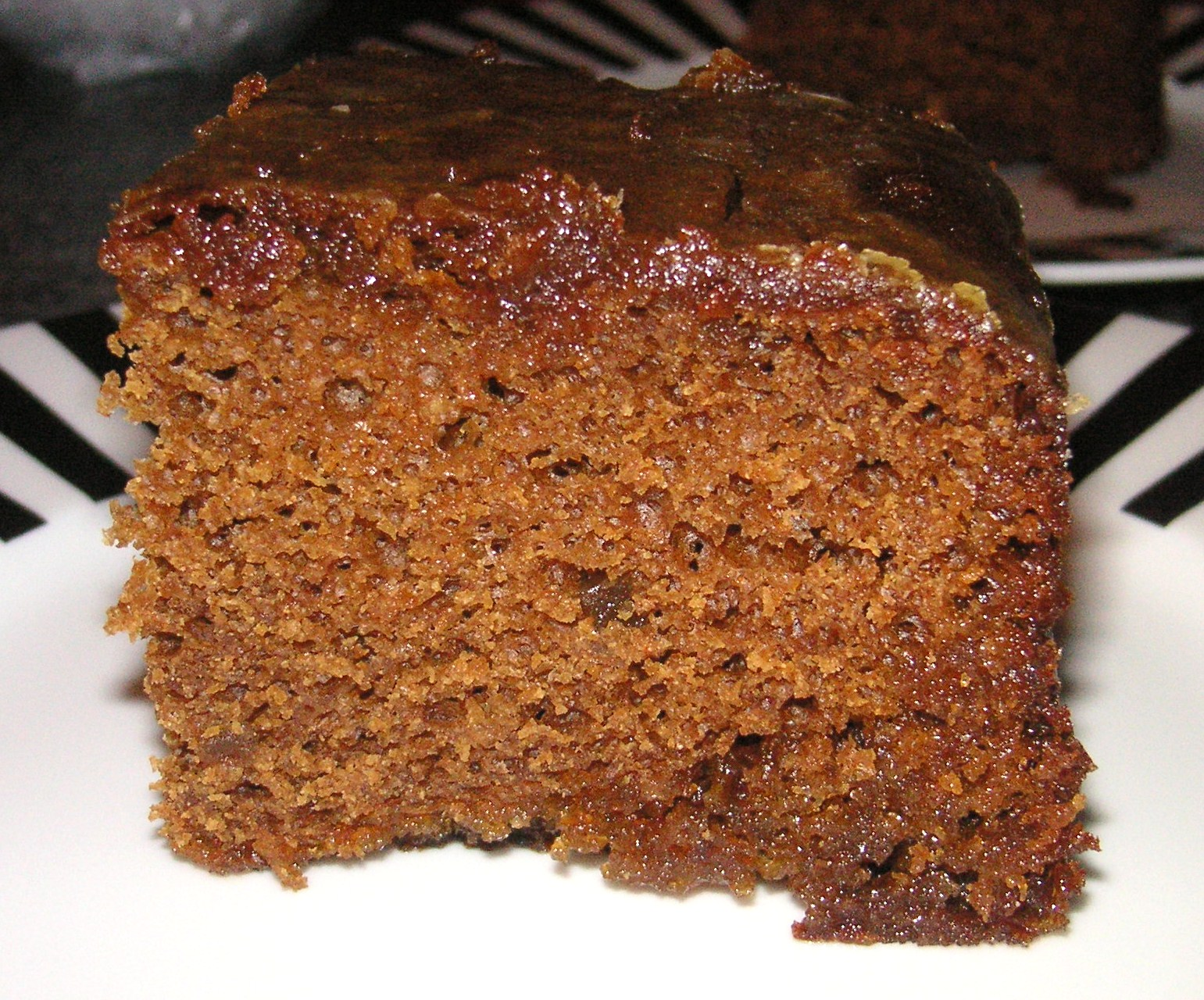 The Caked Crusader: Traditional Ginger Cake