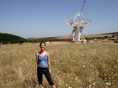 Marta astrofisica valdostana in Sardegna