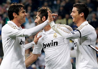 Hasil Pertandingan Real Madrid VS Granada