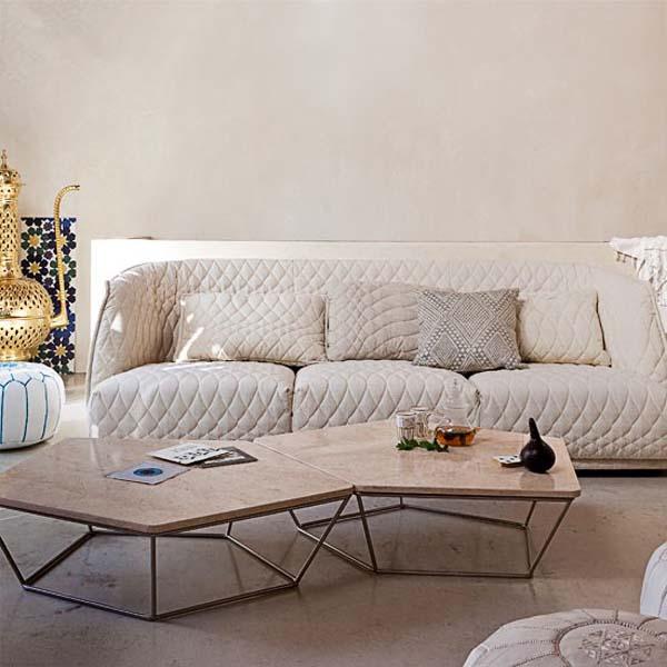 salón en grises y blanco-cálido- de diseño