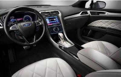2016 Ford Mondeo Vignale Release
