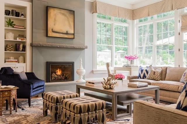 decor  adore design dilemma asymmetrical fireplace