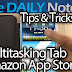 Galaxy Note 2 Tips & Tricks (Episode 6: Move Multitasking Tab, Amazon App Store)