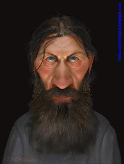 grigori rasputin,russian historical personality,vitrina cu bebelouri