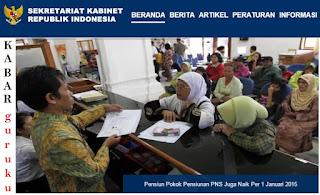 Program Pemerintah untuk Meningkatkan Kesejahteraan Pensiunan PNS / TNI / POLRI