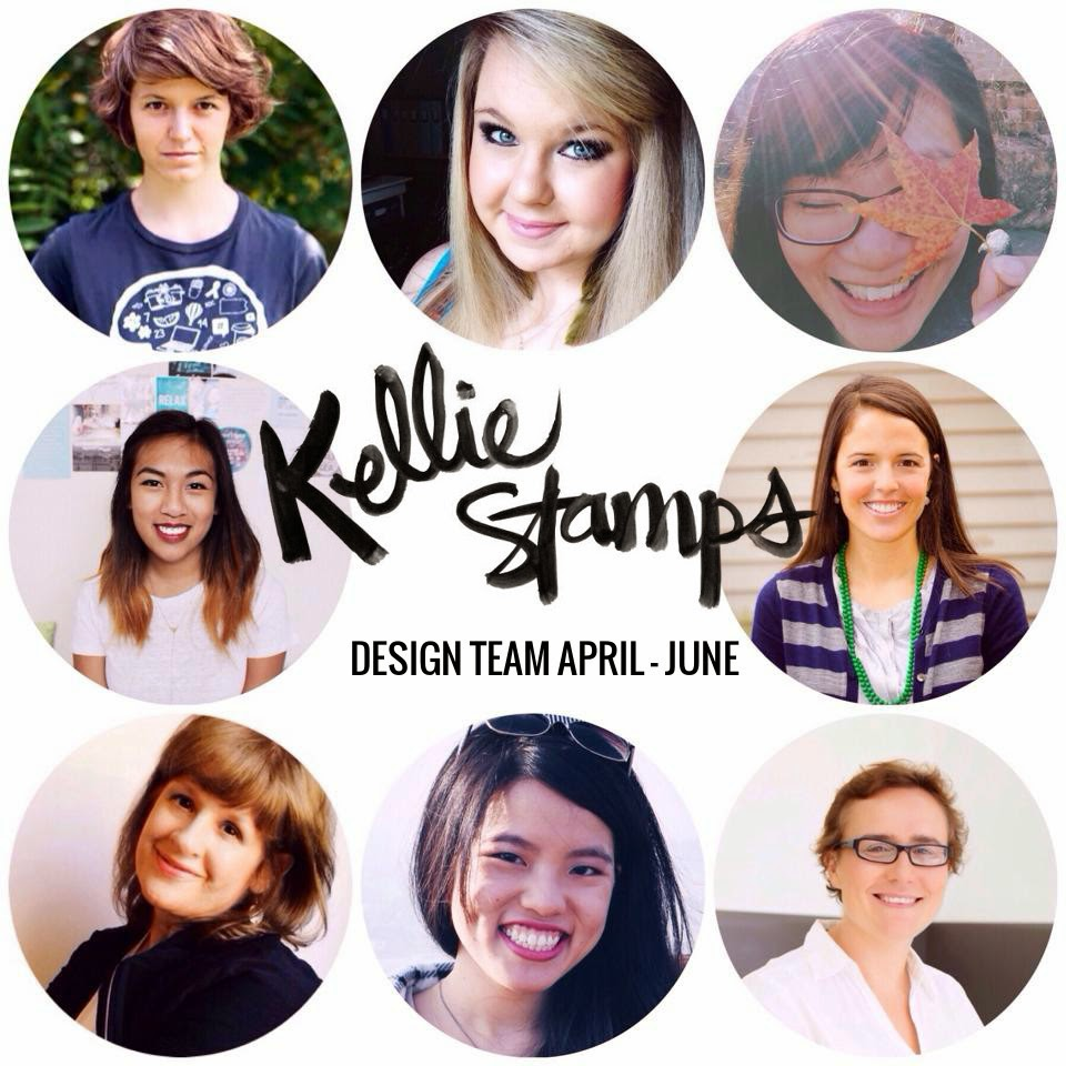 KELLIE STAMP DESIGN TEAM