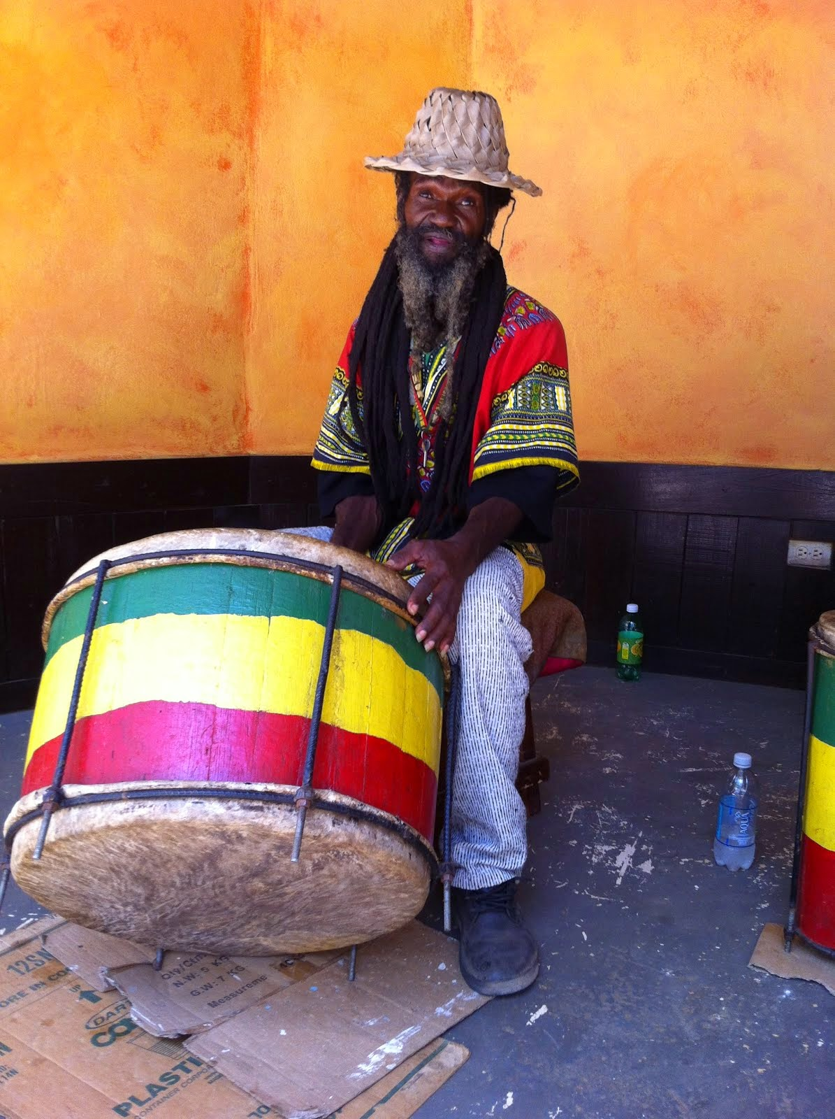 One Love: Beat the drum!