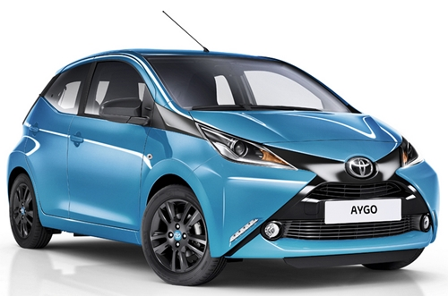 toyota aygo blue ocean body sport concept 2016 toyota. Black Bedroom Furniture Sets. Home Design Ideas