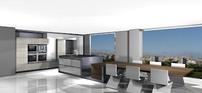 Composición, solución o ambiente de cocina, publicado en el blog de las cocinas de Tomas - Moda en la cocina