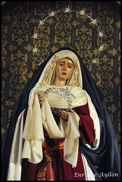 Virgen Valle  hebrea Sevilla 2015