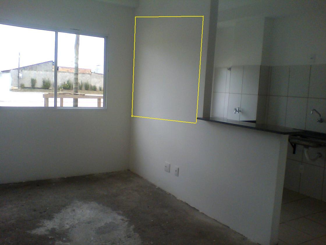 #7F794C Como ela é a mesma parede do balcão eu pensei em algo como essa  1120x840 px Balcão Americano Na Cozinha #2213 imagens