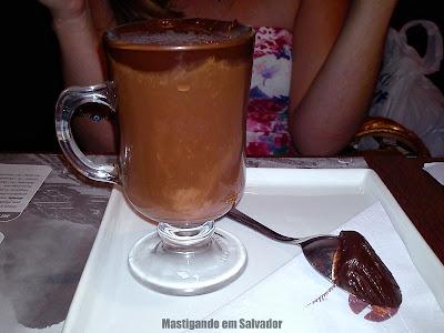 Seven Wonders Café: Chocolate Quente