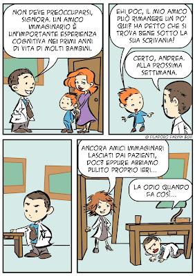 Psico Strips di Filadoro Farina