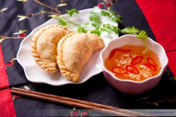 Vietnamese Crispy Dumplings