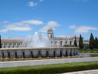 Monastery of Jeronimos, Belem Lisbon