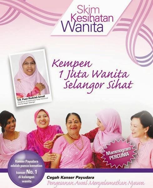skim kesihatan wanita