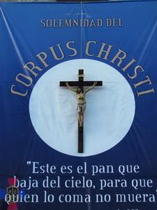 Jueves de la Solemnidad del Corpus Christi - Plaza de Armas de Arequipa