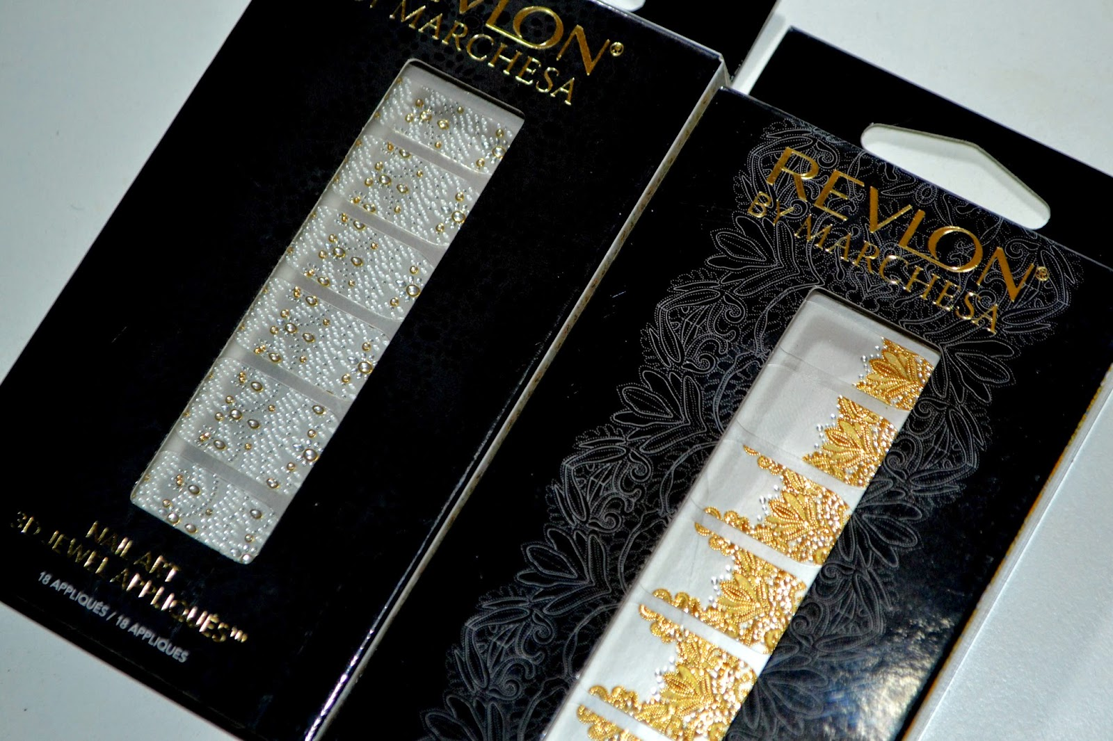 Nail Art 3D Revlon By Marchesa