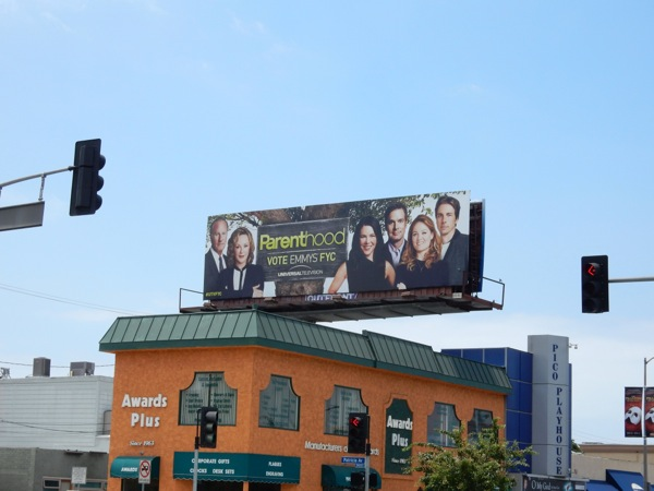 Parenthood Emmy 2015 billboard