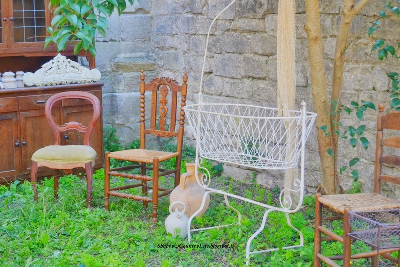 Barjac, Provenza - shabby&countrylife.blogspot.it
