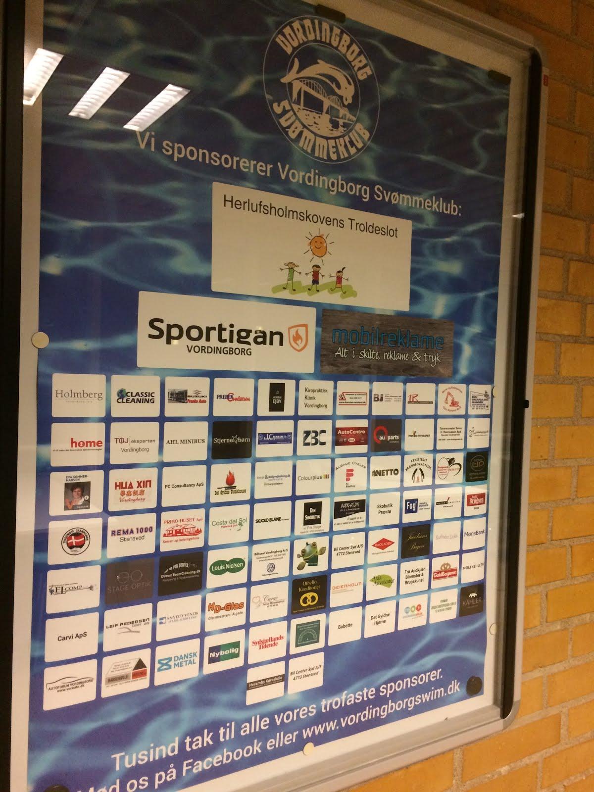 Jeg sponsorerer Svømmeklubben