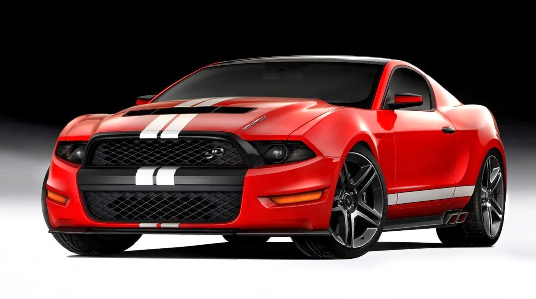 2014 Mustang Redesign 2014 Ford Mustang Release Date