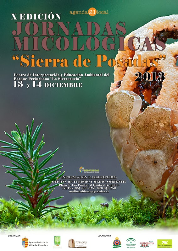 jornadas micologicas de posadas , córdoba