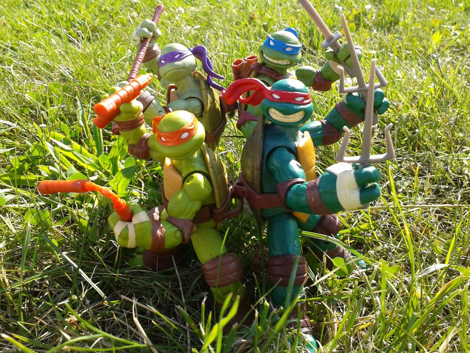 18 Besten Ninja Turtles Bilder Auf Pinterest: Toywalker's Blog: Nickelodeon Teenage Mutant Ninja Turtles