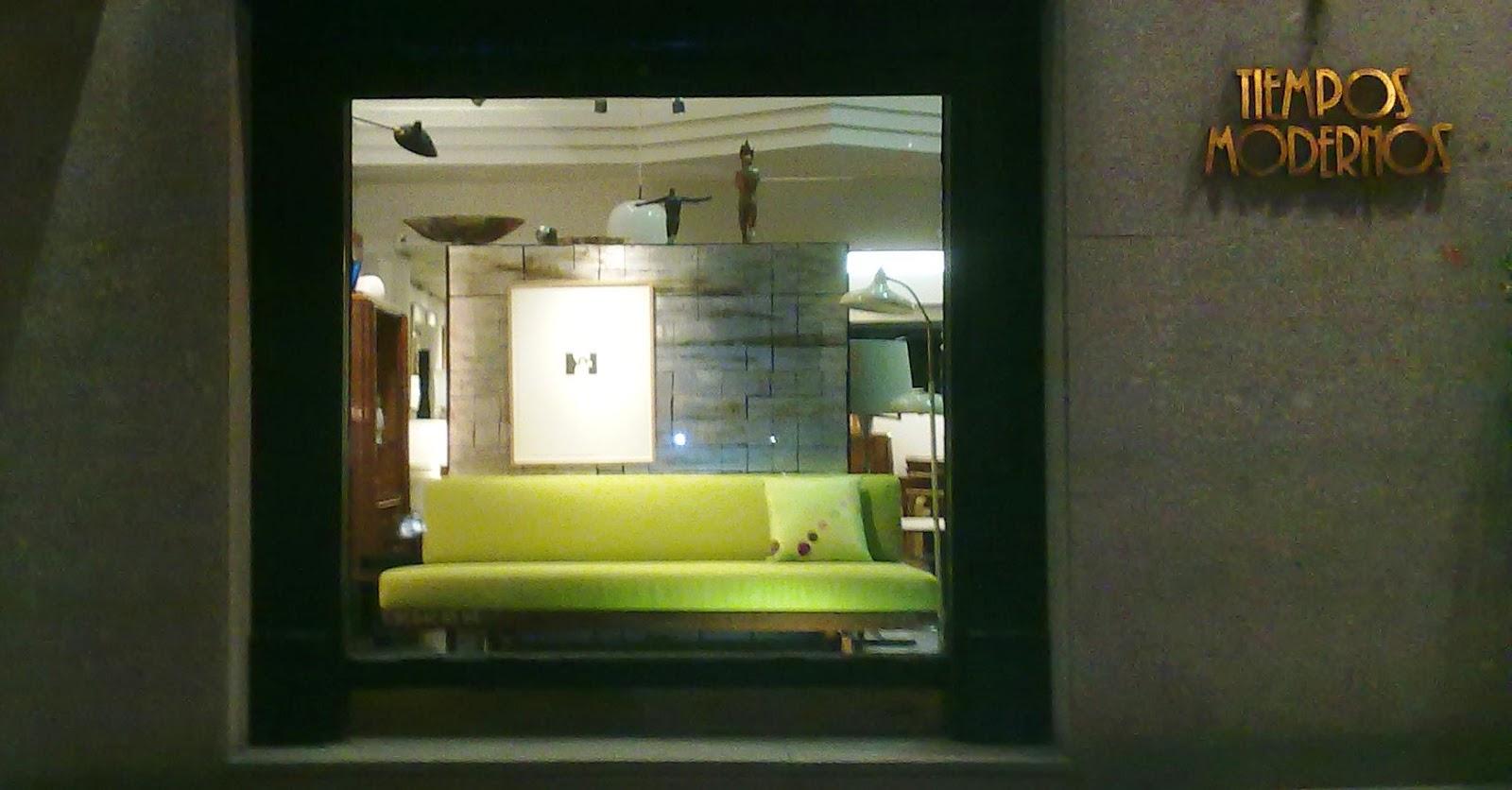 Pessoas en madrid tiempos modernos - Tiempos modernos muebles ...