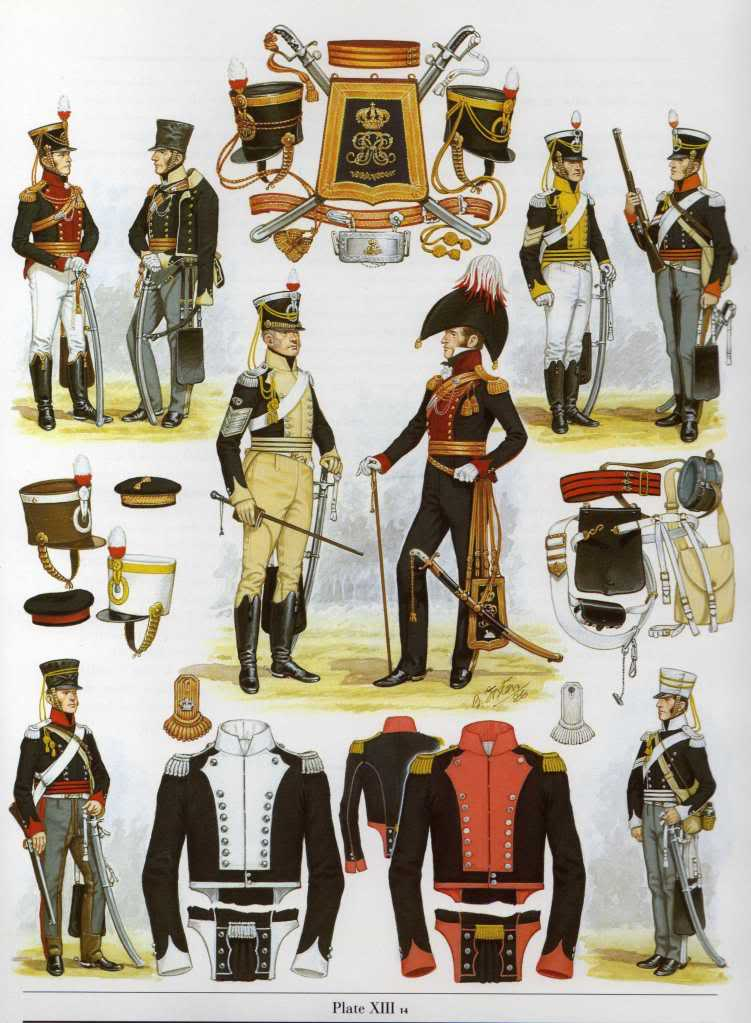 Napoleonic Swords And Sabers Collection English Light