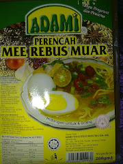 Pes Mee Rebus Muar..