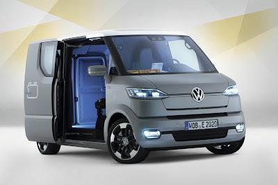 Volkswagen eT! Concept - volkswagen cars - comercial vehicle