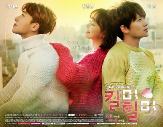 KOREA DRAMA Kill Me, Heal Me