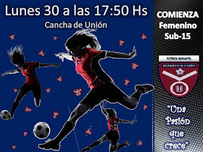 Fútbol Infantil Femenino
