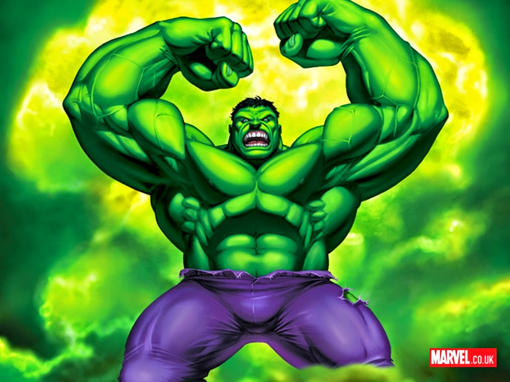 Esquirlas hulk la furia verde