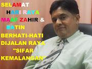 SELAMAT HARI RAYA MAAF ZAHIR & BATIN