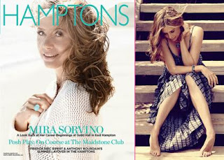 Mira Sorvino Talks Career, Family and Human Trafficking with Hamptons » Gossip | Mira Sorvino