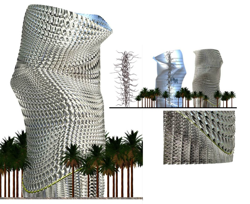 Grown towers dennis dollens ac ca arquitectura for Informacion sobre la arquitectura