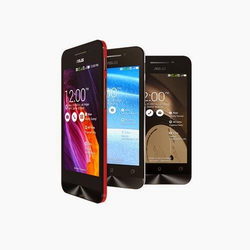 """ASUS ZenFone 4 Smartphone Android Terbaik"""