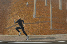 Autumn Runner (detail)
