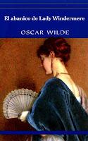 Portada del libro El abanico de Lady Windermere de Oscar Wilde